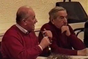 Giovanni Gozzetti e Salomon Resnik